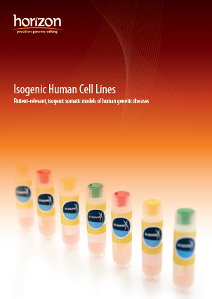 Cell line catalogue